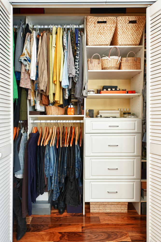 Superieur General Contractor Disorganized Closets ...