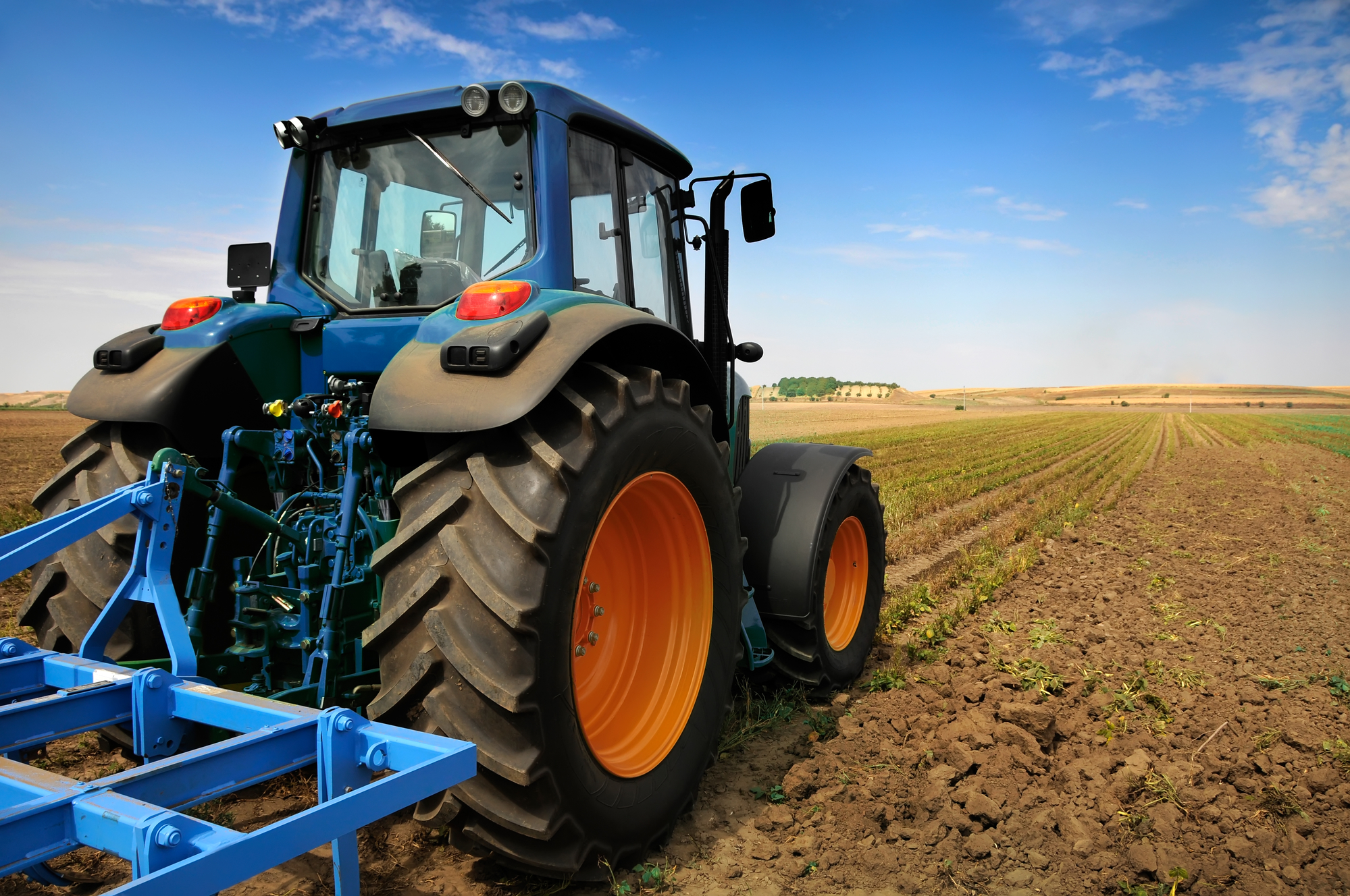5 Possible Reasons Your Tractor is Overheating - American