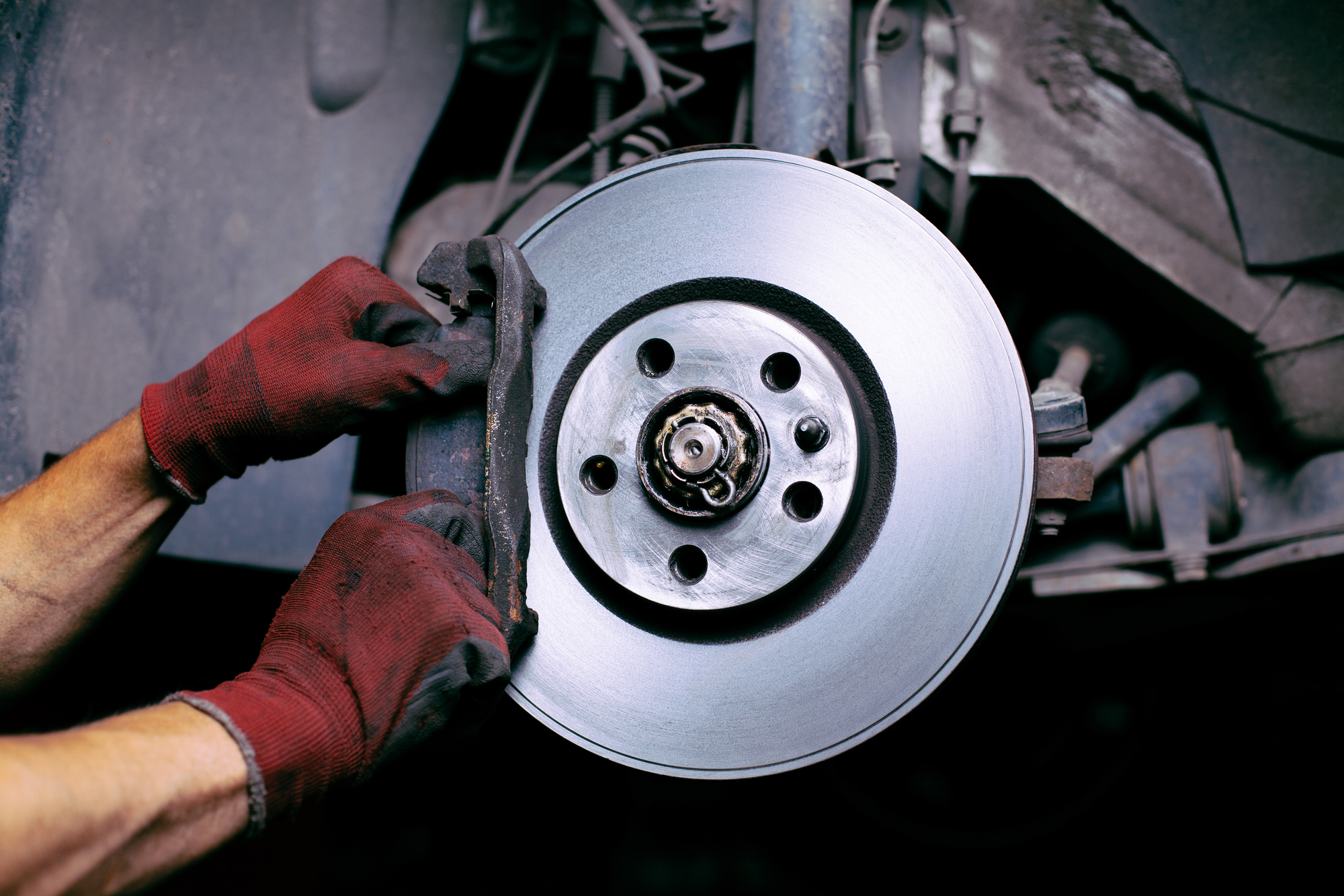 3 Common Brake Noises and What They Mean - Anderson Automotive East