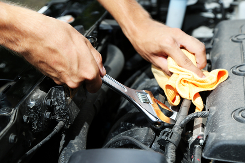 auto repair shop