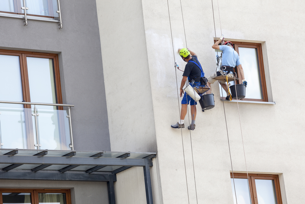 commercial painting contractors