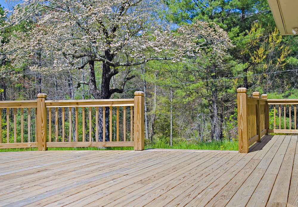 Types of deck railings Spindles Deck Lowes Different Types Of Deck Railings Chesterfield Fence Deck