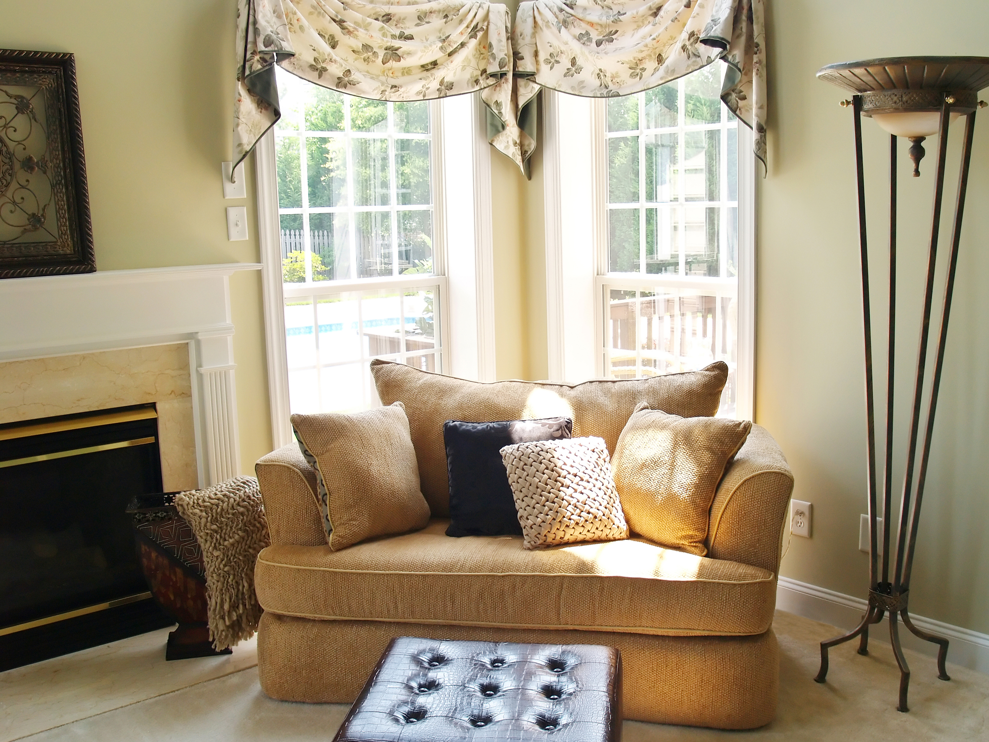 4 Valance Styles To Spruce Up Your Home Window Trends