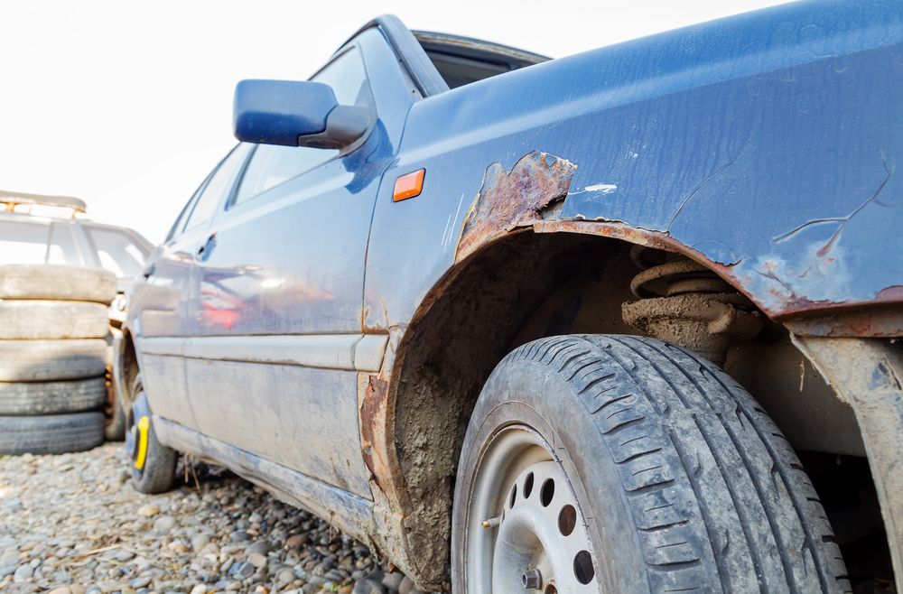 FAQs When Selling a Car to an Auto Salvage Yard - Kev\'s Towing ...