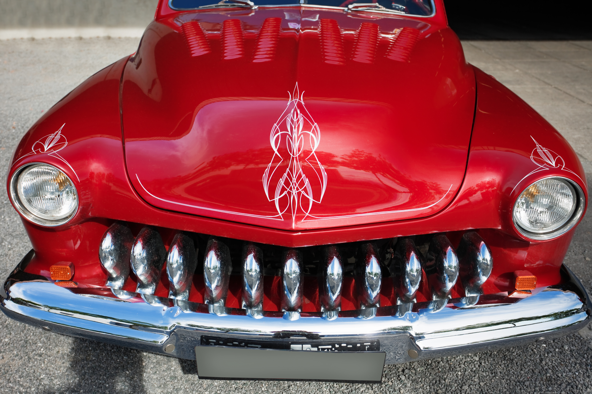What Is Pinstriping How Is It Used Charlotte Autofair Charlotte Nearsay