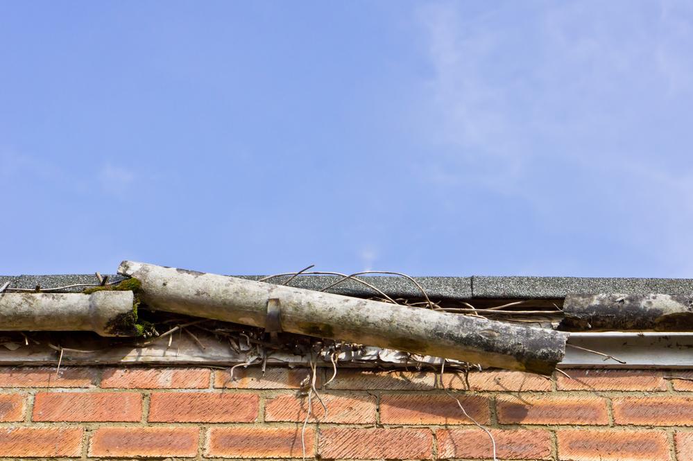 gutters North Branford CT