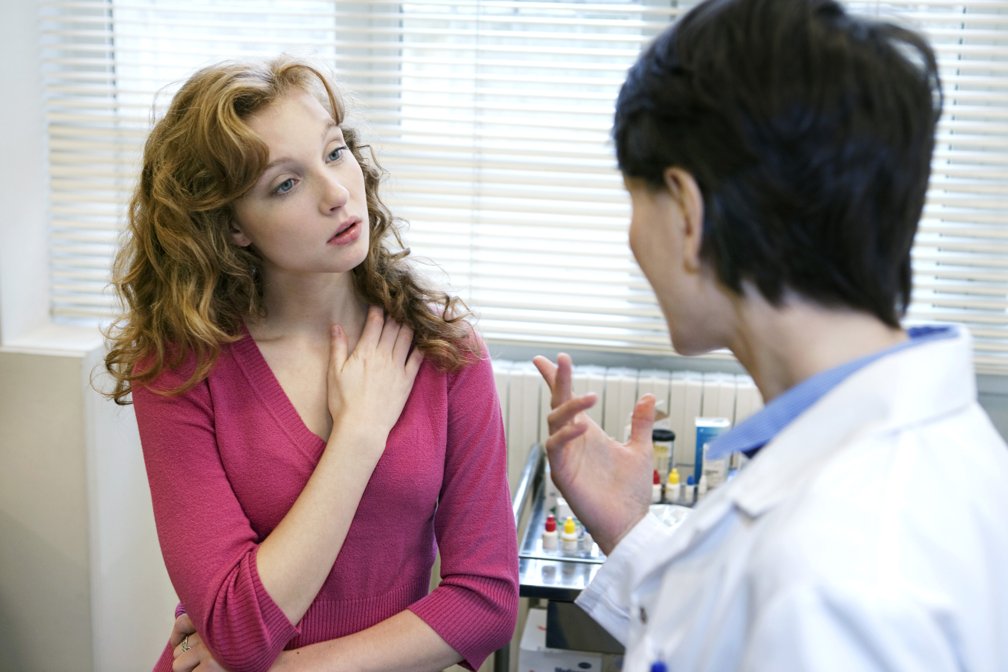 questions to ask your gynecologist on your first visit