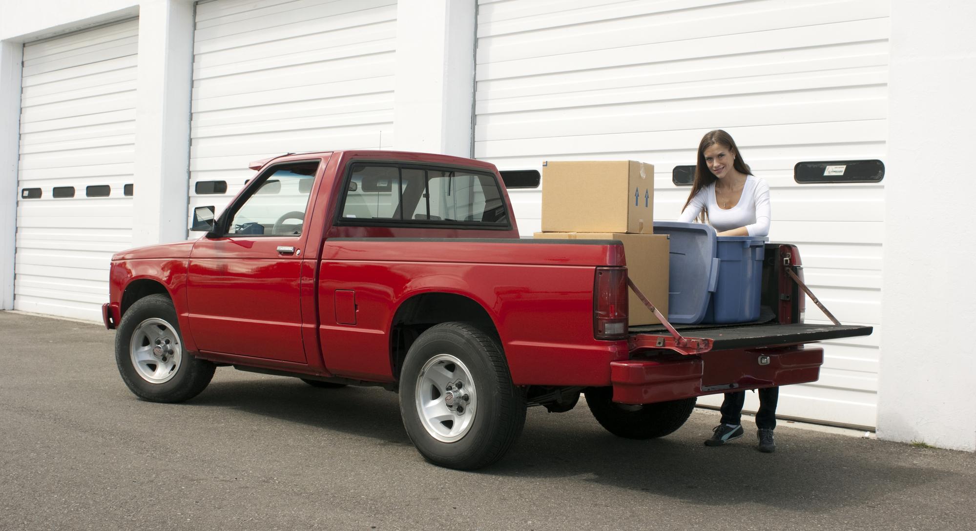 storage units Elyria, OH