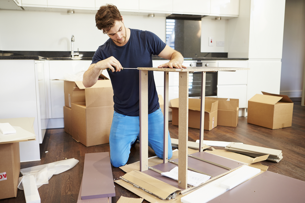 Moving Disassemble Any Large Furniture Pieces You Can. This Will Make It  Easier To Transport Them Through Narrow Doors And Hallways And Help You  Avoid The ...