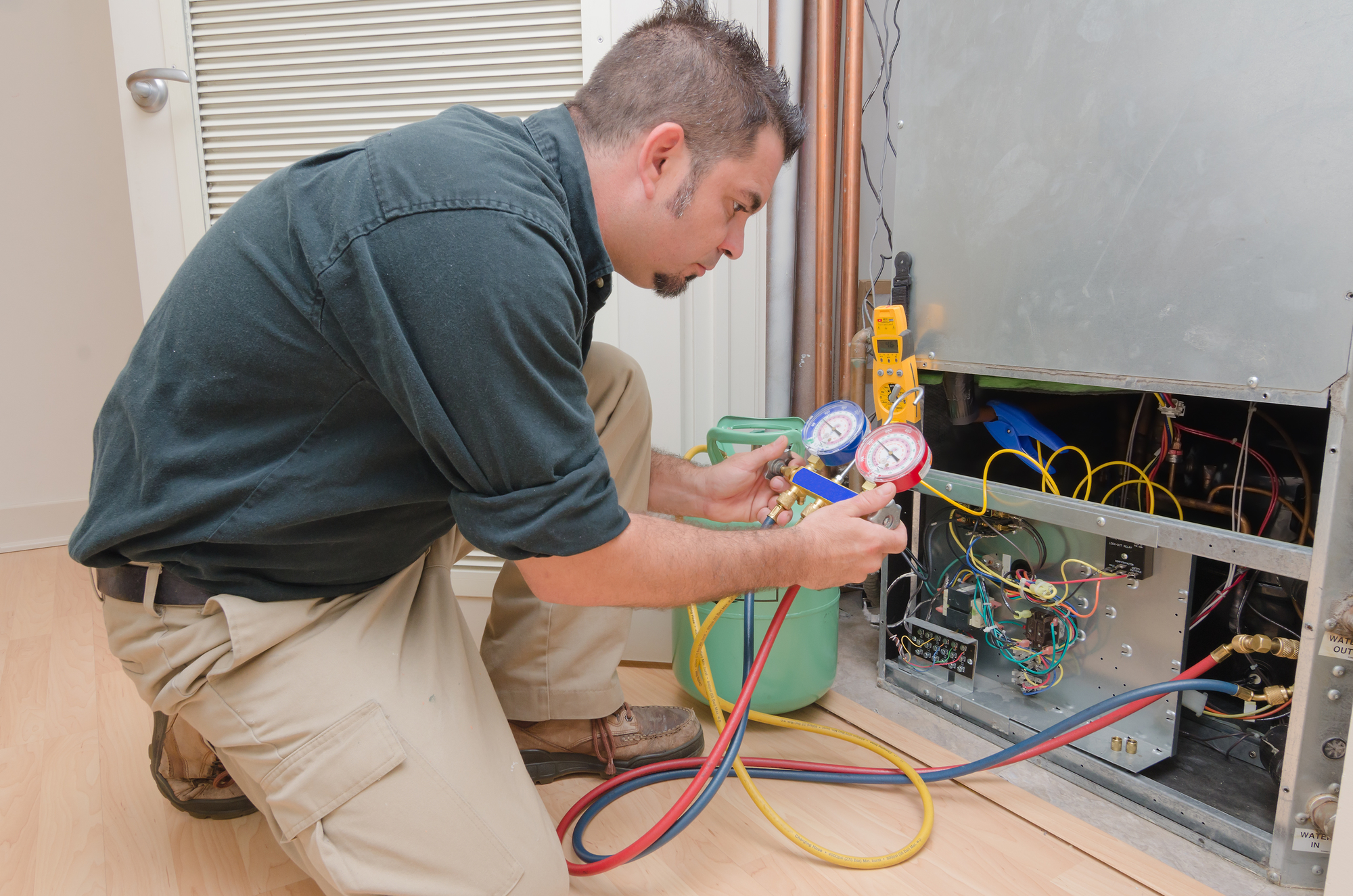 heating and air inspections