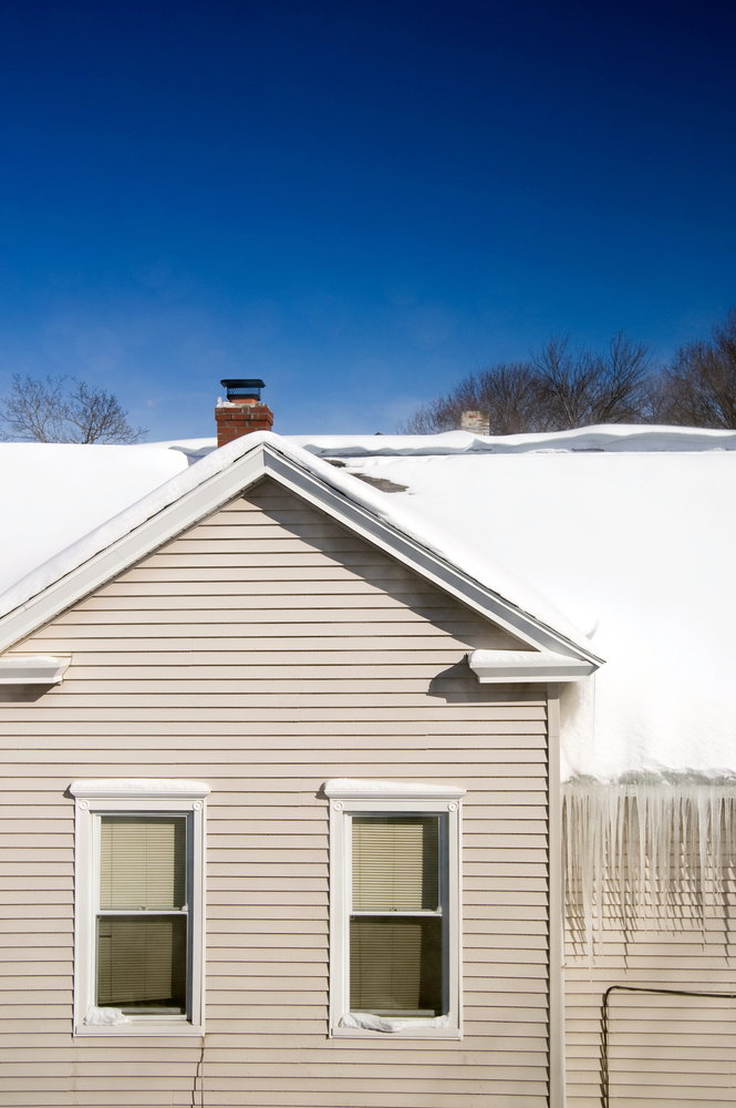 Elyria, OH, Receives 43 Inches Of Snow On Average Each Year, And In These  Conditions, Roofs Can Be Damaged By Ice Dams, Clogged Gutters, ...