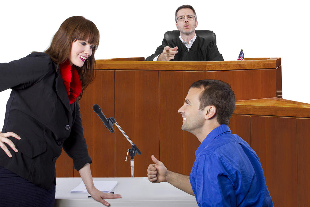 how to get bond back after court