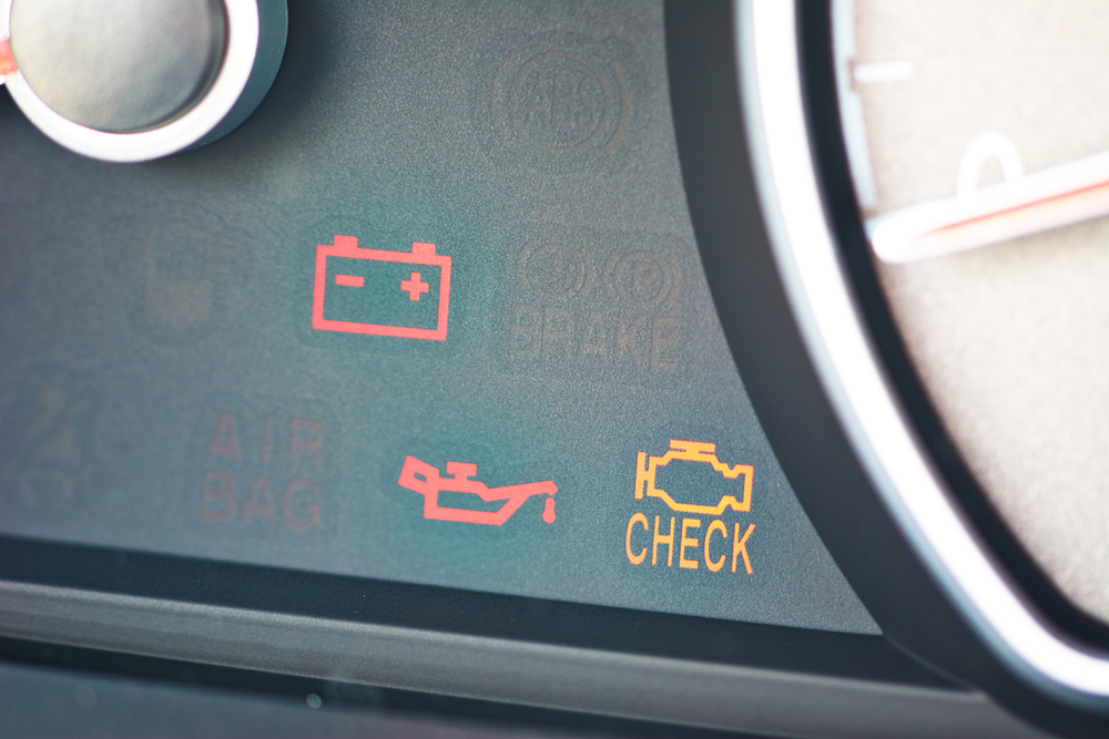 Does the Check Engine Light Mean You Need Engine Repairs