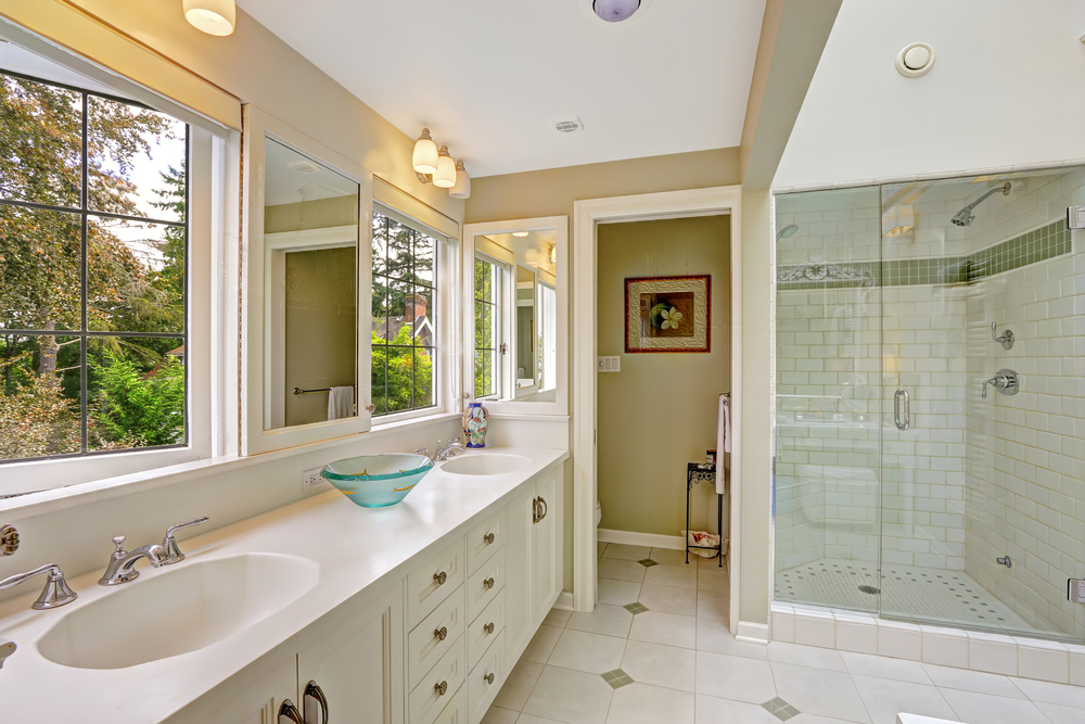 How To Survive Bathroom Remodeling In A One Bath Home Remodel Cincinnati Blue Ash Nearsay
