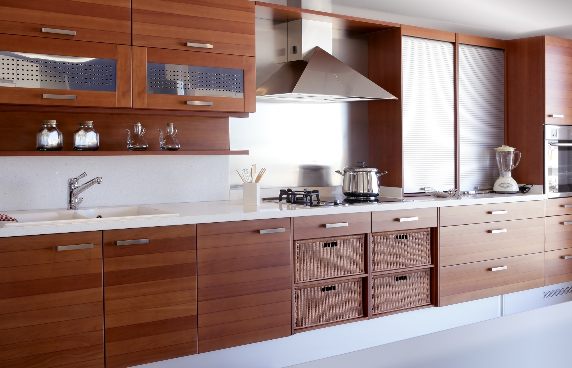 5 Kitchen Cabinet Finishes to Choose From - Factory Direct ...
