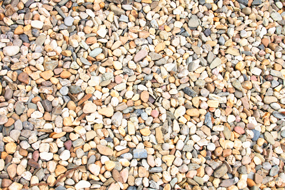 Whether You Choose Pea Gravel River Rocks Or Both Depends On Several Factors Your Need The Use For Material And Budget Are Two Aspects To