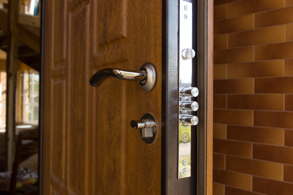 The Door You Choose Are Important Security Mechanisms Featured On Even More So Deadbolt Locks A Must For Secure Front Entryway