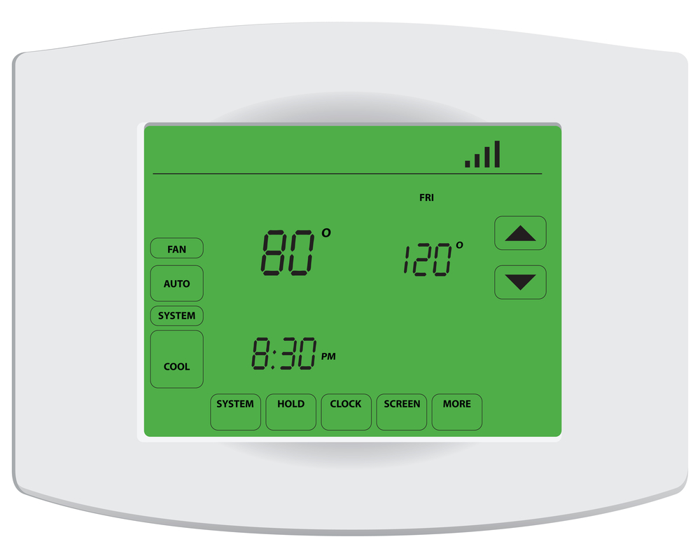 Local Heating Contractors Compare Different Types Of Thermostats