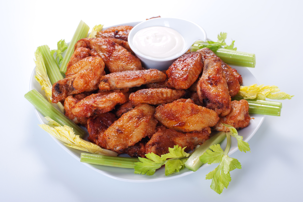 Celebrate National Chicken Wing Day With Noces Pizzeria Noces