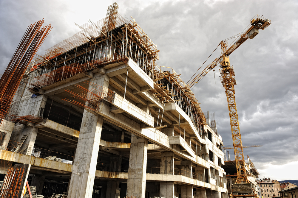 3 Types Of Steel Commonly Used For Building Construction