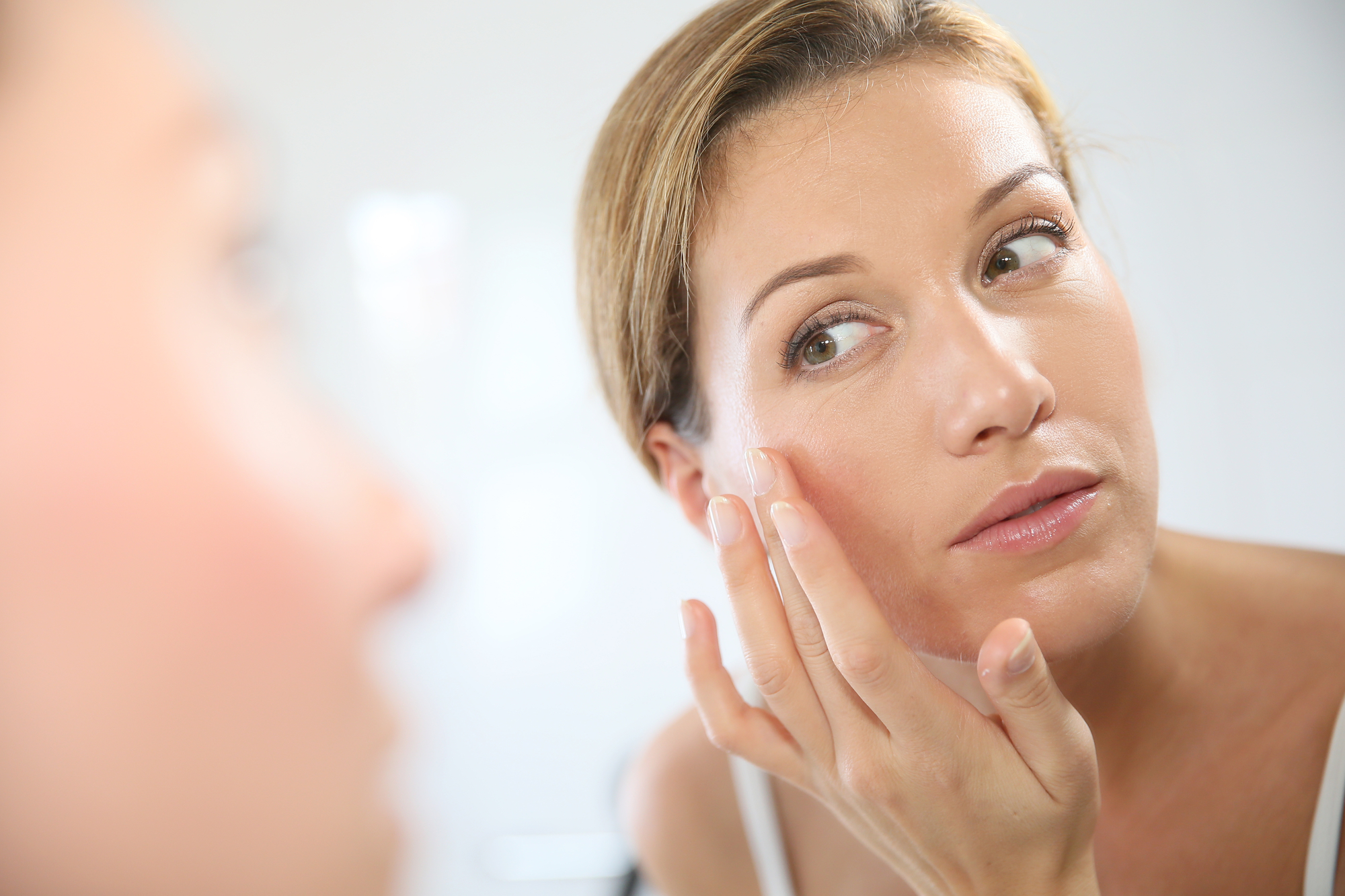 Day Spa Offers Special On Anti Aging Facial Treatment Spa