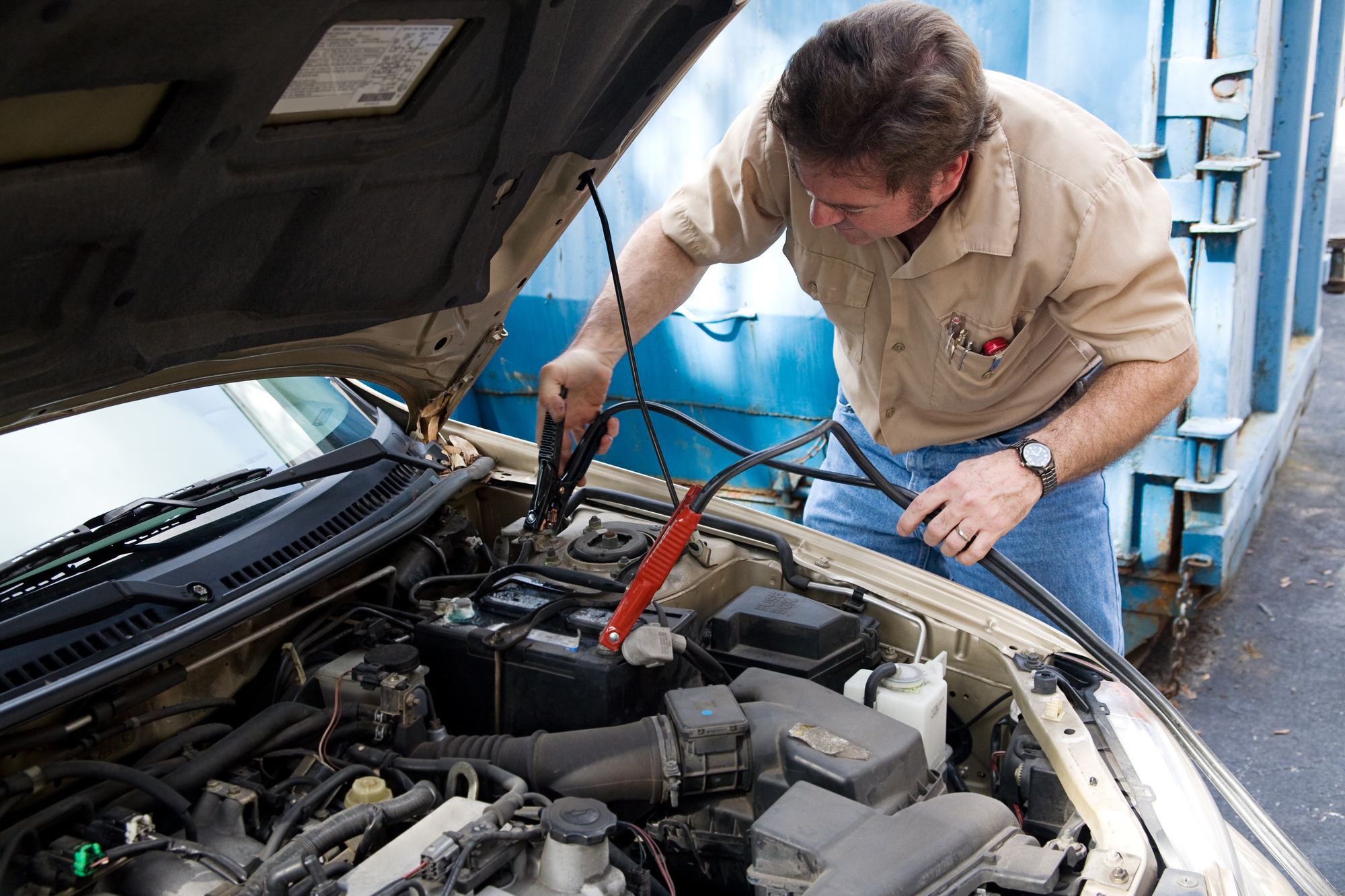 Why Car Batteries Have Problems During Winter Weather Car Care