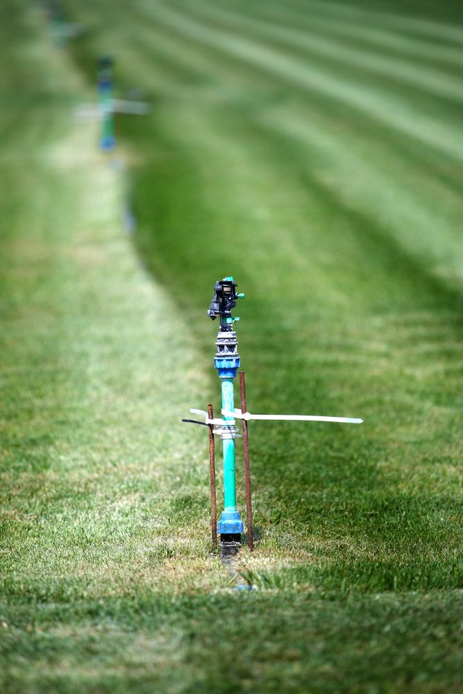 residential irrigation Glennville GA