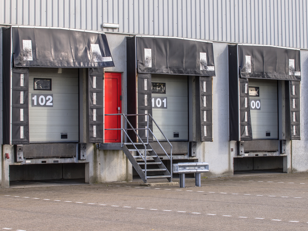 Each Variety Of Garage Commercial Doors