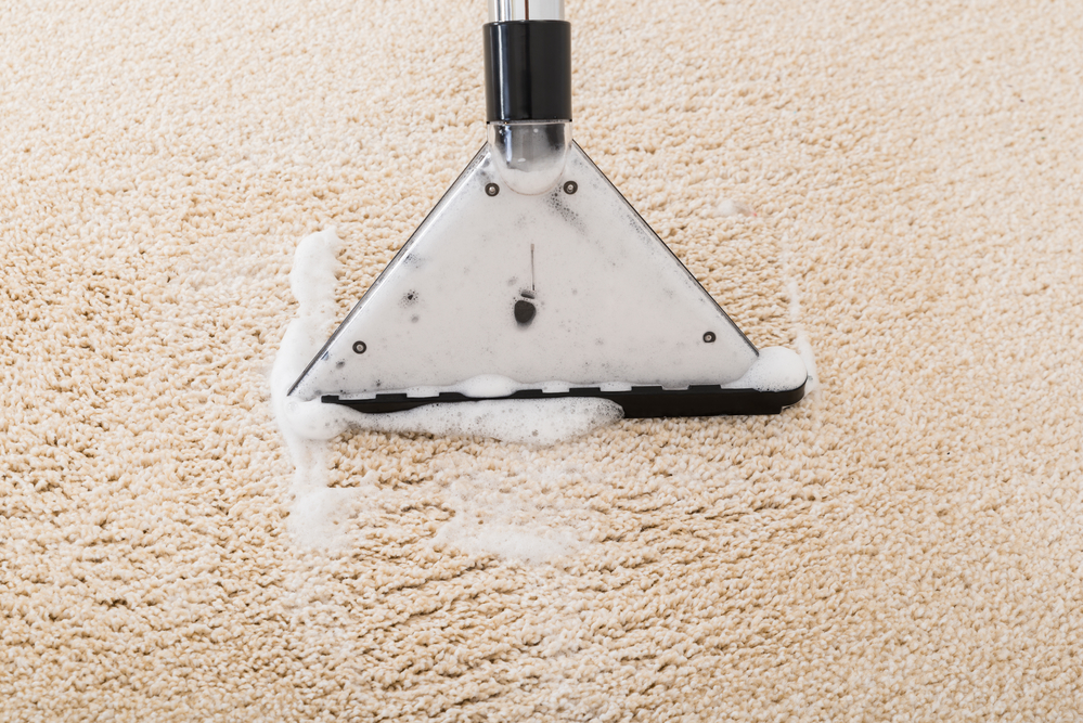 Carpet cleaning in Lincoln, NE