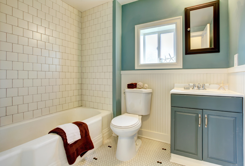 48 BudgetFriendly Bathroom Remodeling Ideas Mallo Home Delectable Low Budget Bathroom Remodel Painting