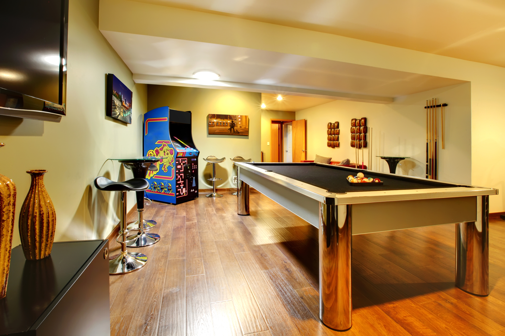 The Top 3 Basement Remodeling Ideas Royal Construction