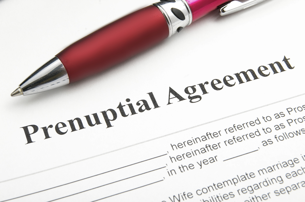 Family Law Expert Outlines 3 Signs You May Need A Prenuptial