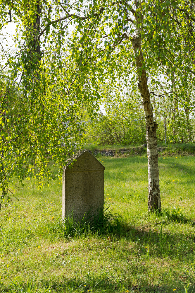 Find Graves Through the Find a Grave Program - Oak Grove Cemetery