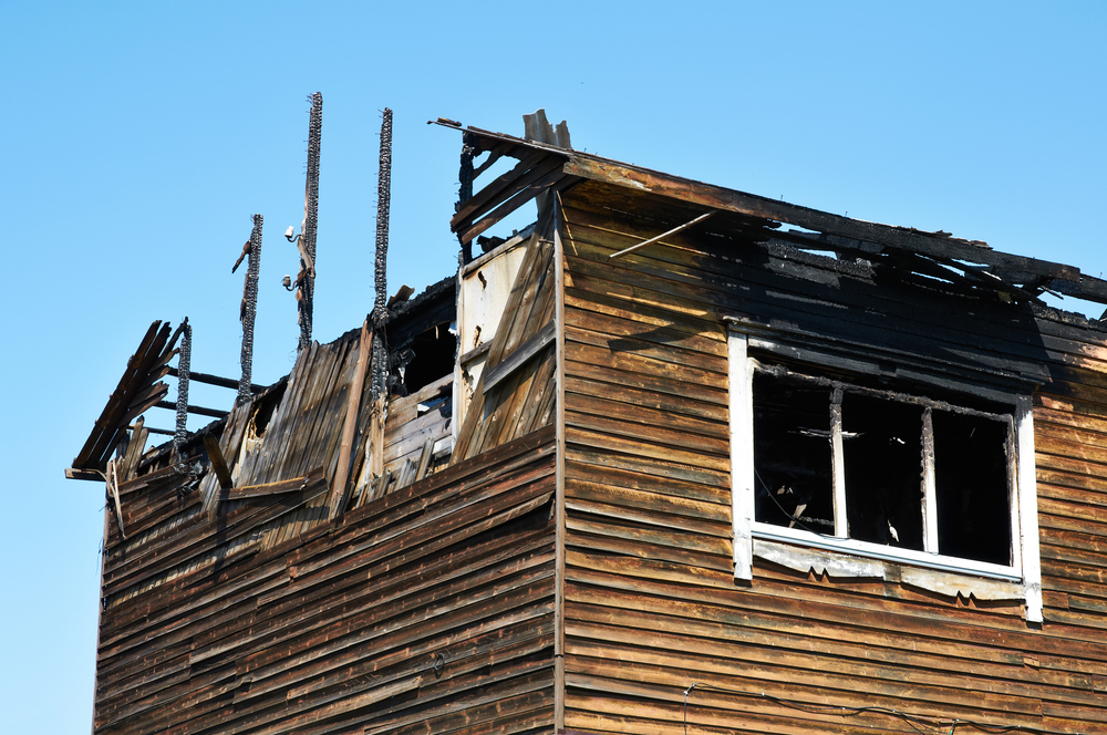 5 Things You Should Do After a Commercial Fire - Fire