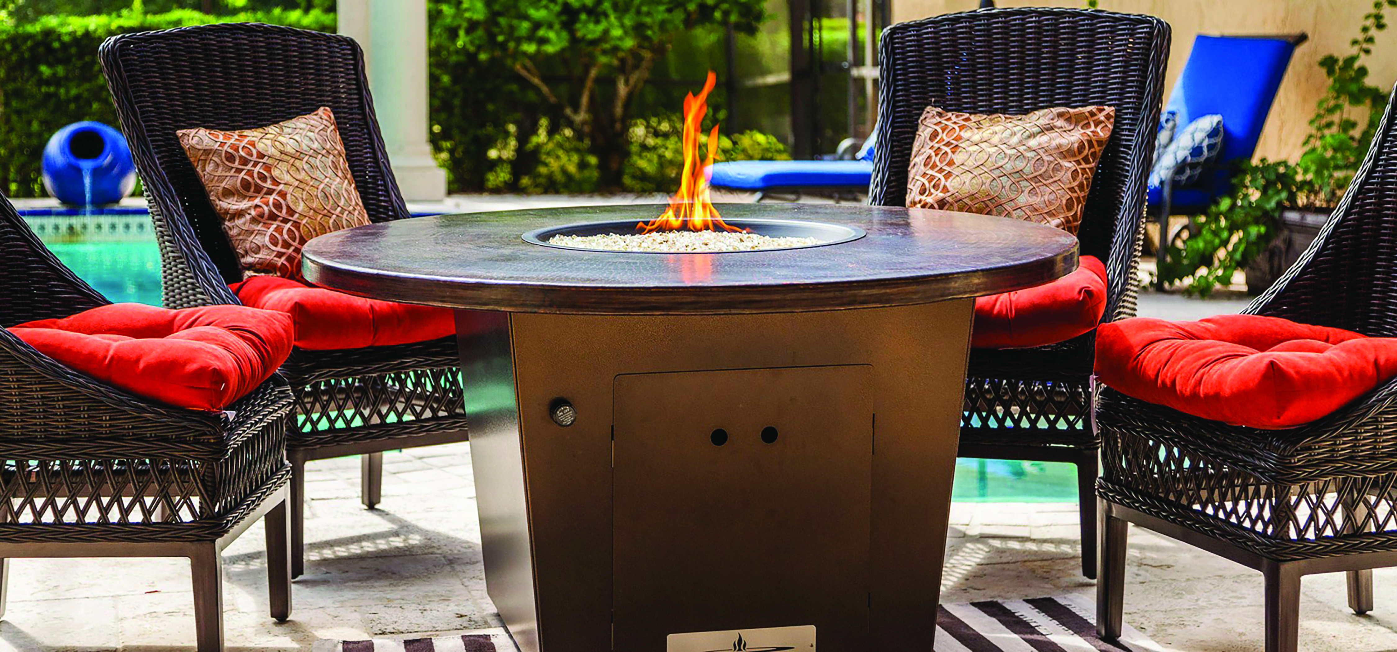 From Patio Furniture to Pools 3 Ways to Make Your