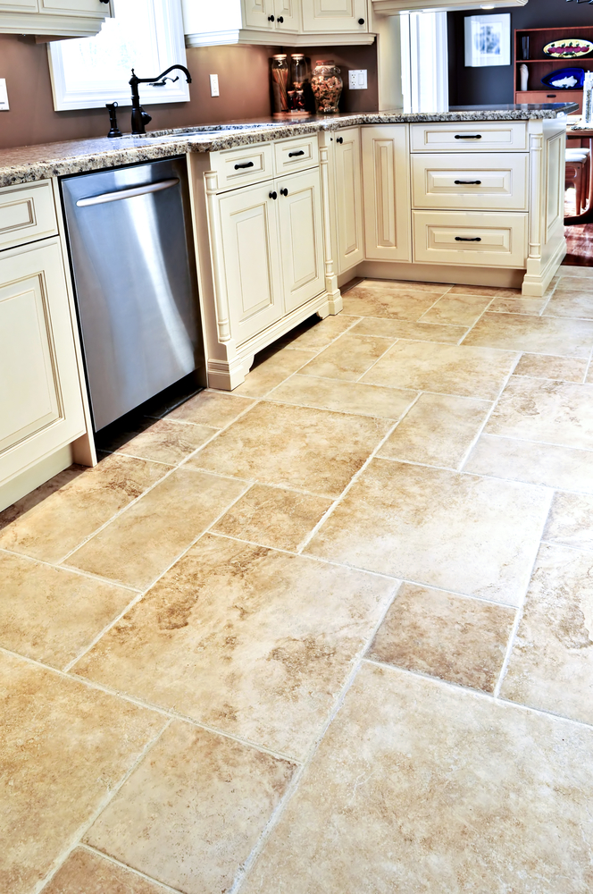 3 Kitchen Floor Designs All Pet Owners Should Consider Interior