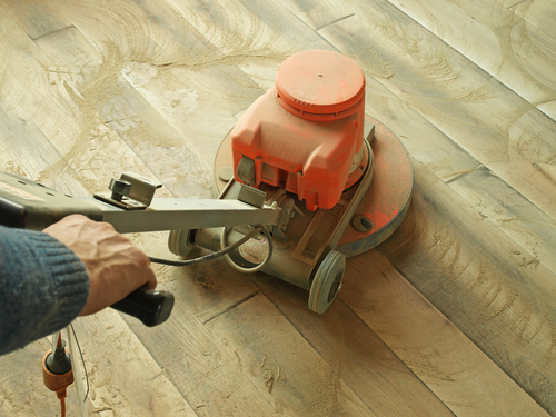 floor refinishing