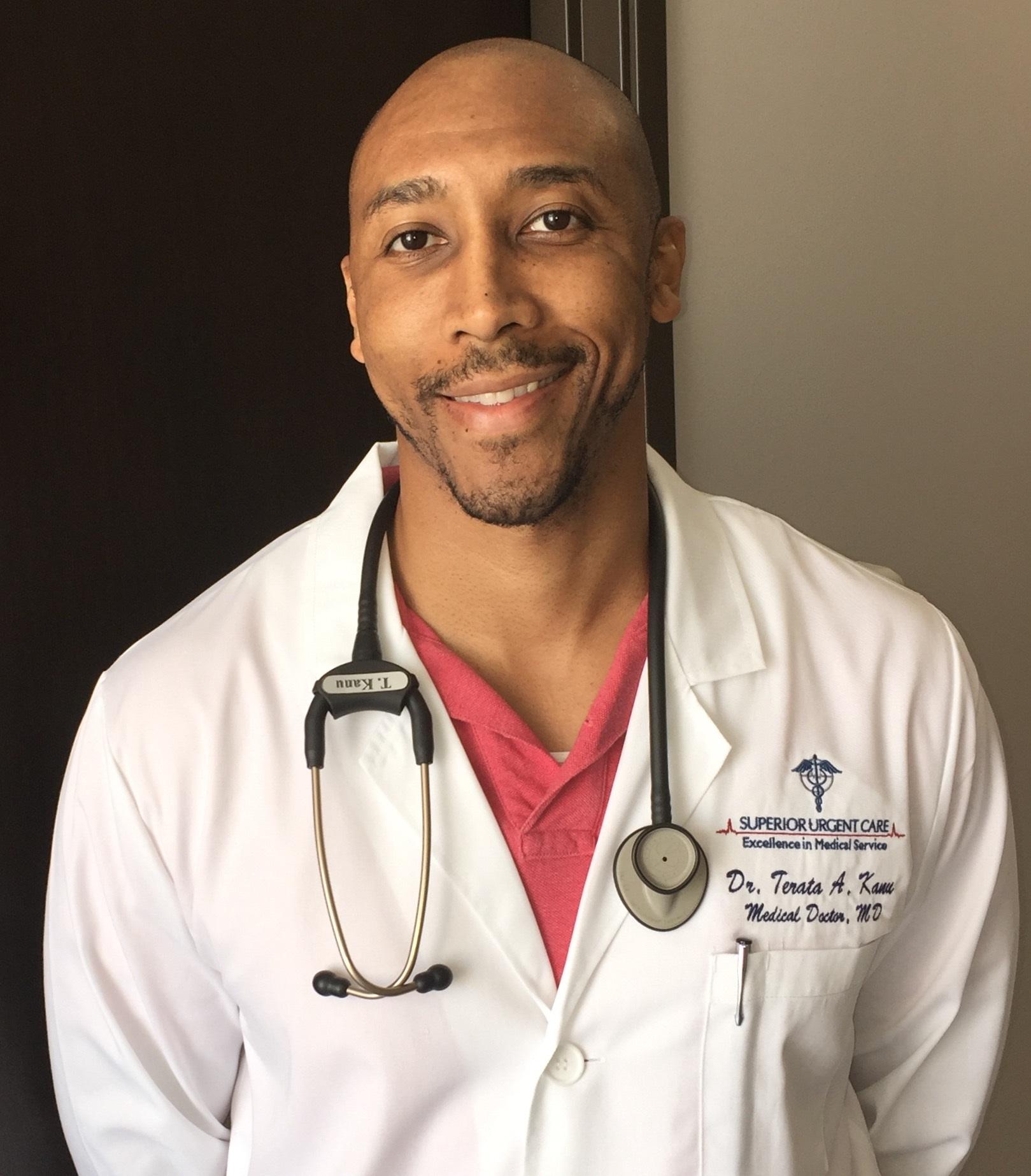 Dr. Kanu
