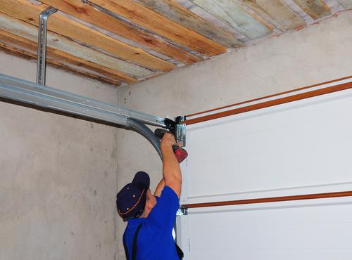 garage door service and repair St. Paul MN