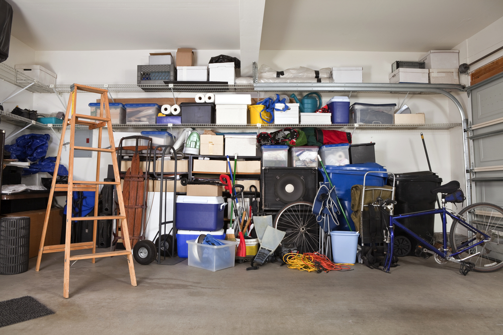 Garage Cleaning Service