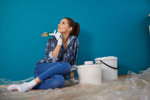indoor painting