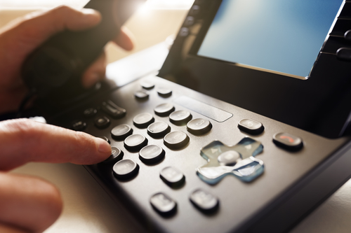 Keeping Up With Multiple Clients And Toggling Phone Calls Requires Modern Features That Are Only Available From Recent Telecommunication Systems