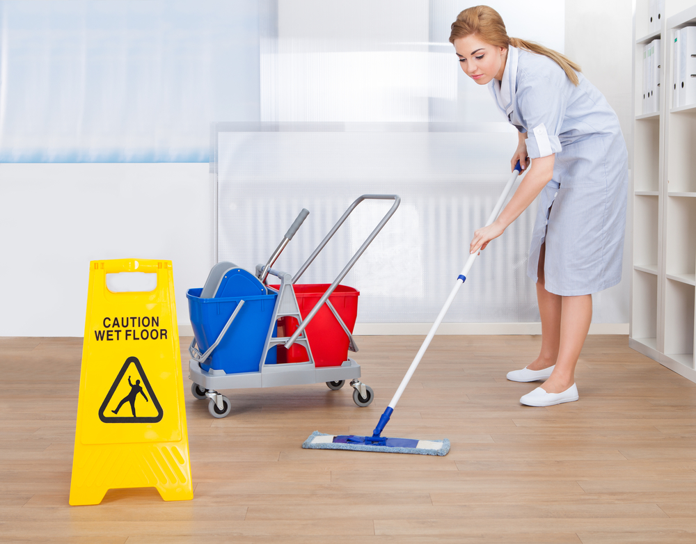 Office Cleaning Company Lists Tips For Keeping Your Workplace