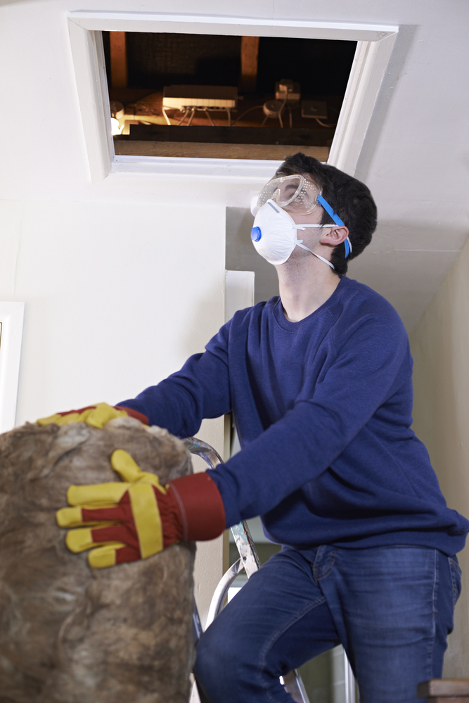 4 safety tips for diy home insulation remodeling wes nasi construction llc hurley nearsay - Advice on insulating your home effectively ...