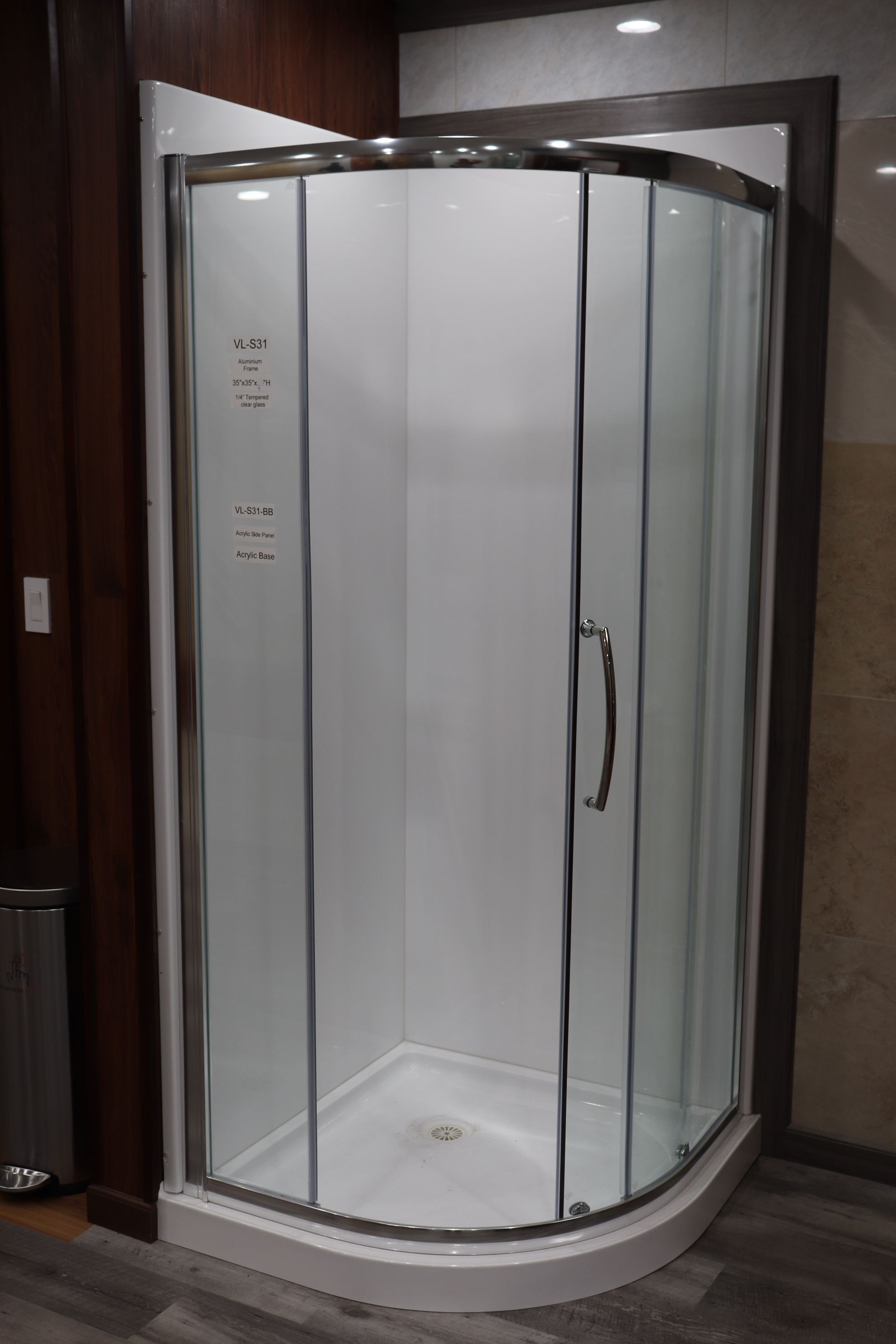 4 Tips For Choosing A Shower Door H C Flooring And Stone