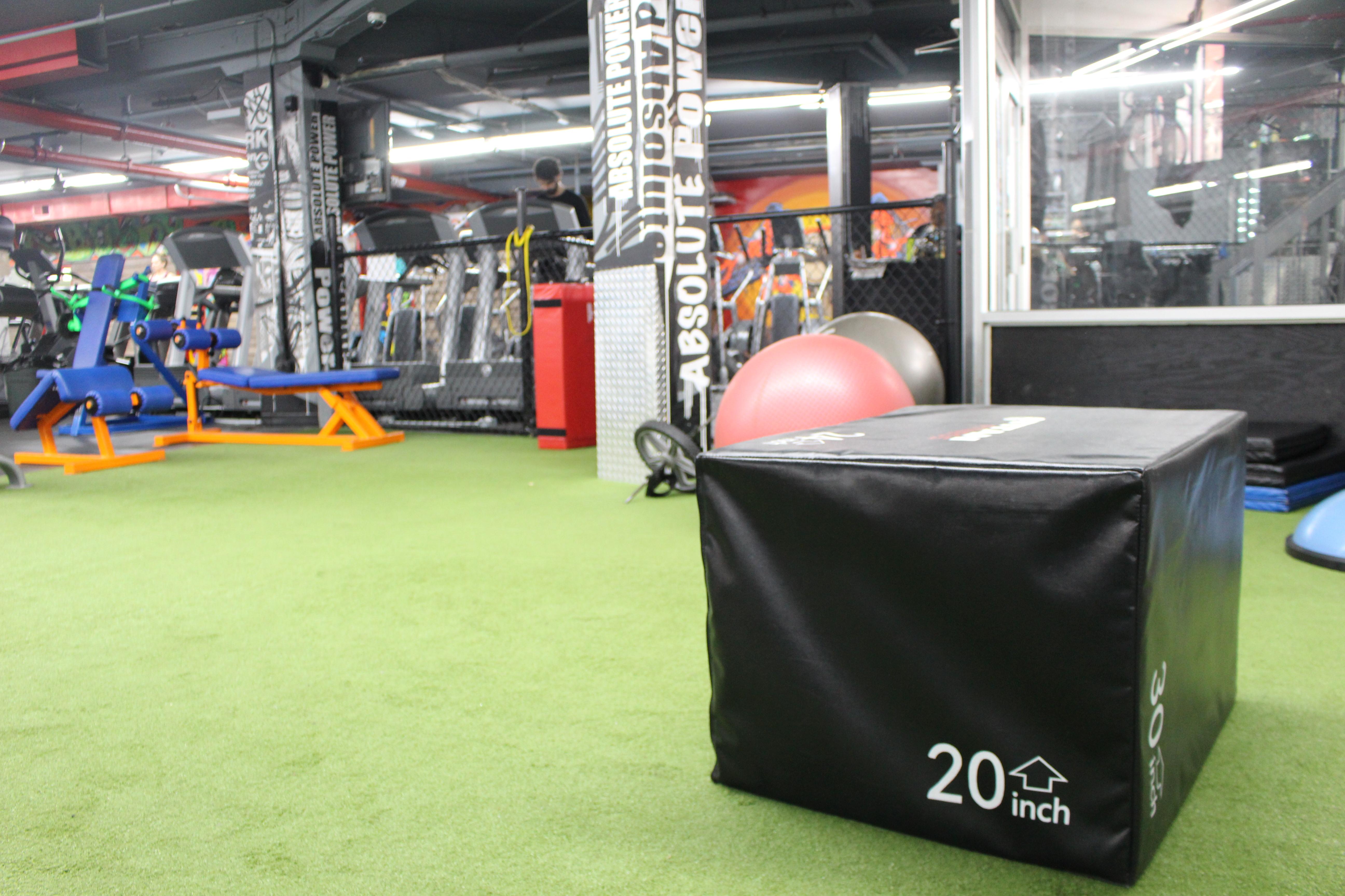 Brooklyn, NY community gym