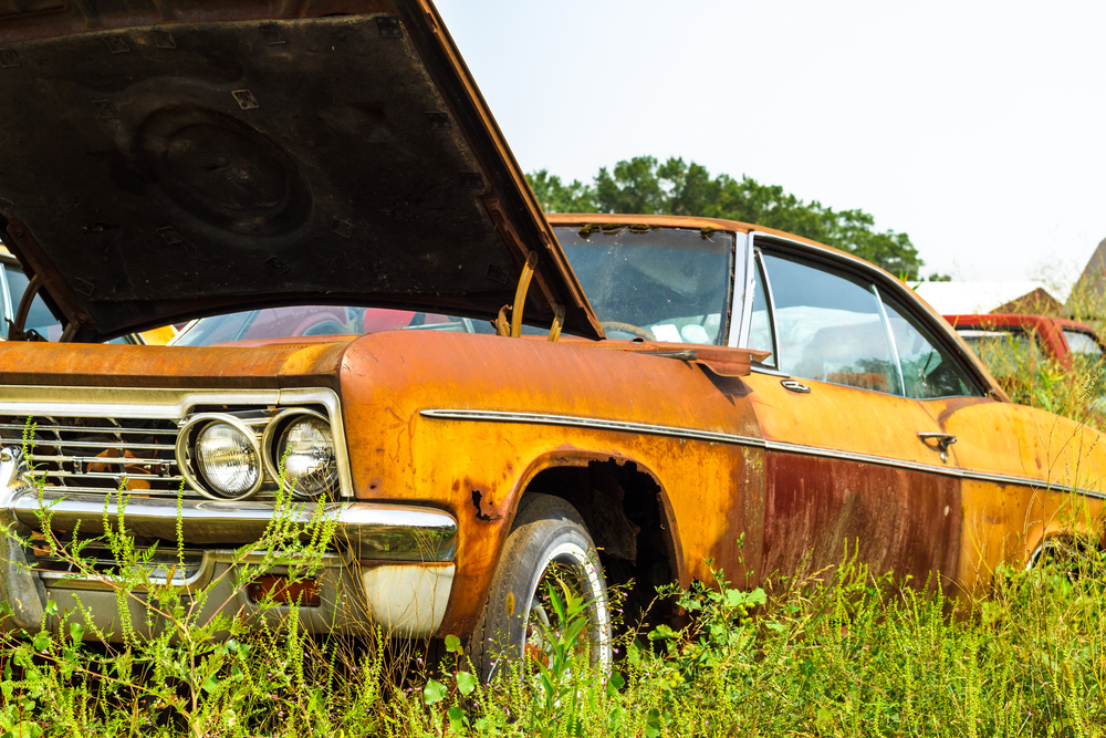 Spring Cleaning: 5 Reasons to Scrap Your Junk Car - T&S Automotive ...