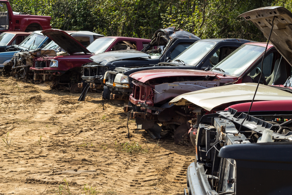 This San Marcos Junk Yard Will Pay You for Your Unwanted Vehicle ...