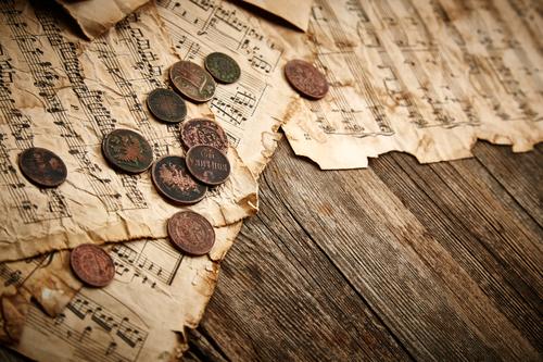 coin collector