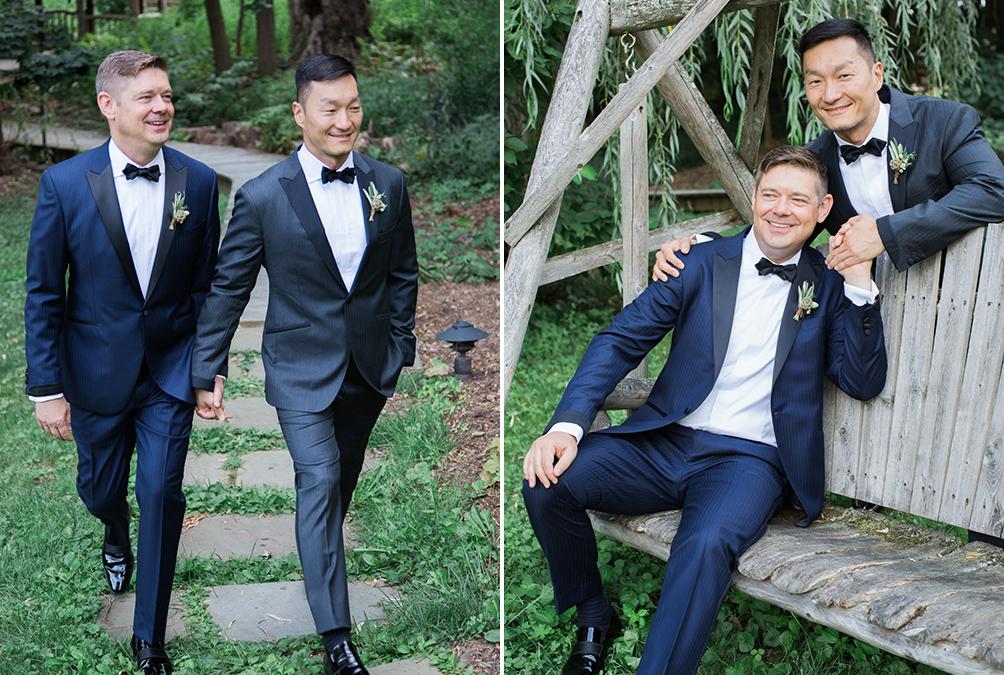 Gay Friendly Wedding Photographer NY